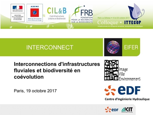 Interconnect Colloque ITTECOP octobre 2017