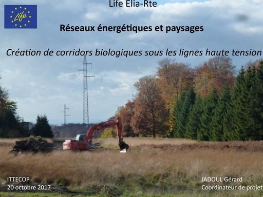 Life ELIA RTE Colloque ITTECOP octobre 2017