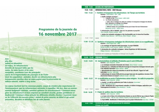 000 Journee nationale territoire Programme