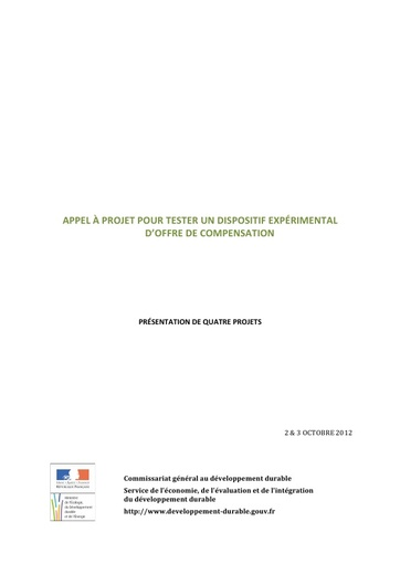 Seminaire 2012 Livret SEIID