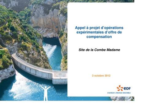 Seminaire 2012 ppt EDF
