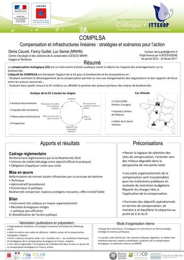 COMPILSA Poster Colloque ITTECOP 2017
