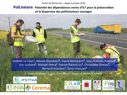 Seminaire 2015 ppt POLLINEAIRE