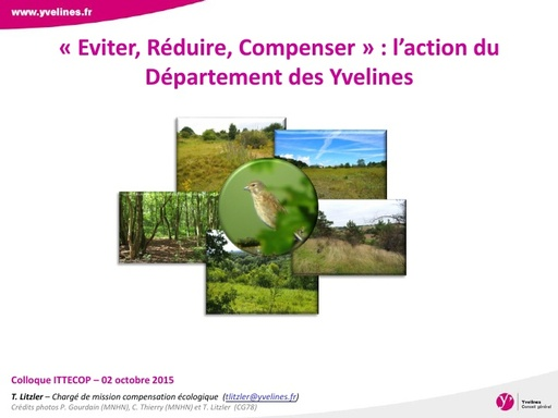 Seminaire 2015 ppt CD78