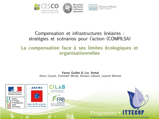COMPILSA Colloque ITTECOP octobre 2017