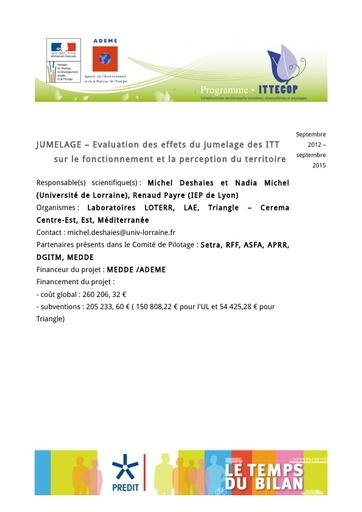 Seminaire 2013 Fiche JUMELAGE4