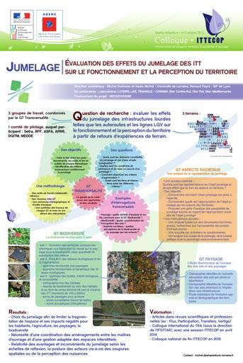 Seminaire 2015 poster JUMELAGE