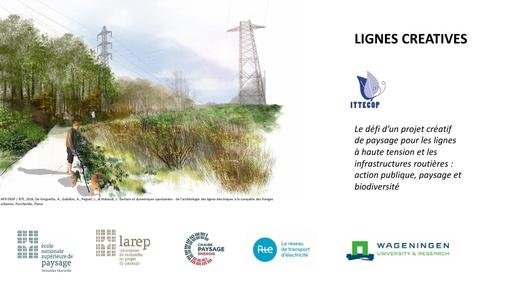 LIGNES creatives Colloque ITTECOP octobre 2017