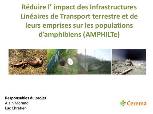 AMPHILT Colloque ITTECOP octobre 2017