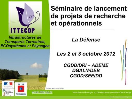 Seminaire 2012 programme