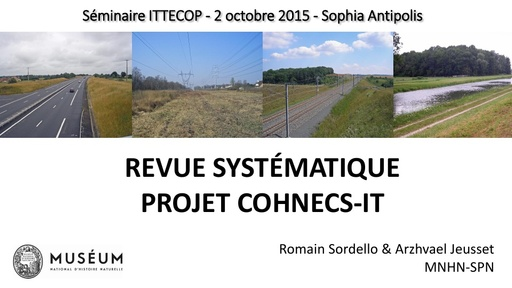 Seminaire 2015 ppt COHNECS IT