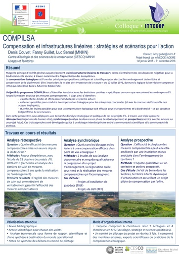 Seminaire 2015 poster COMPILSA