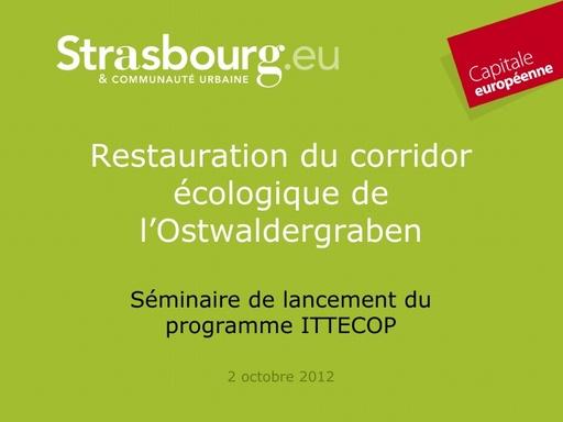 Seminaire 2012 ppt Strasbourg