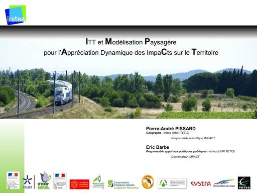 Seminaire 2012 ppt IMPACT