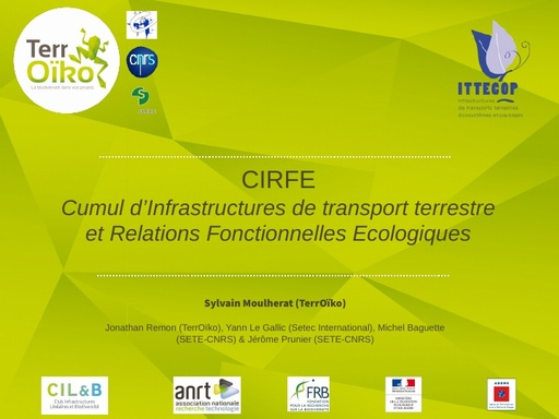 CIRFE Colloque ITTECOP octobre 2017